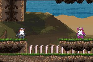 《忍者熊猫兄妹》游戏画面1