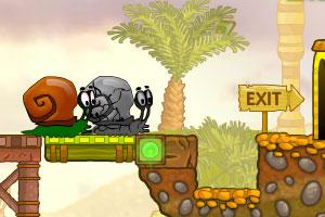 蜗牛寻新房子3