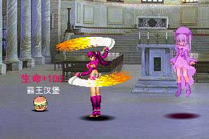 《美少女大作战8》游戏画面1