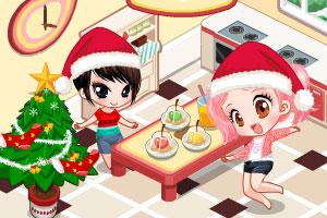《圣诞苹果屋》游戏画面1