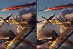 《世界大战找茬》游戏画面1