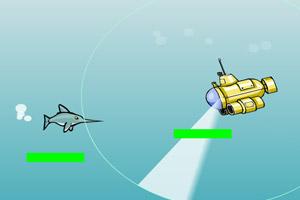 《深海探测艇》游戏画面1