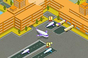 《飞机场指挥中心》游戏画面1