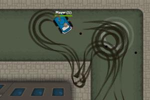 《战车之路》游戏画面1