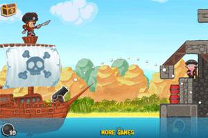 《愤怒的海盗头子2无敌版》截图1