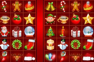 《找找圣诞道具》游戏画面1