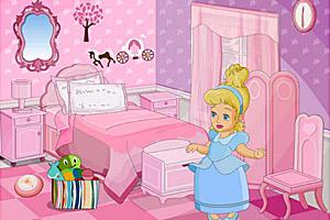 小公主的房间