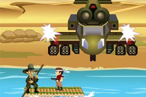 《美国突击大兵》游戏画面1