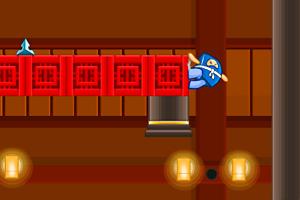 《一键忍者》游戏画面1