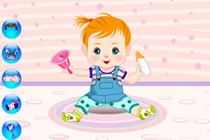 《宝宝的新装》游戏画面1
