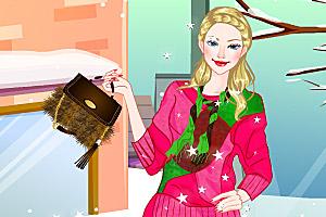 《2012冬季时装》游戏画面1