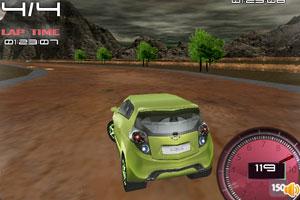 《迷你小轿车》游戏画面1