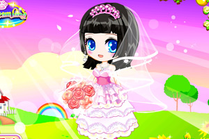《婚纱小天使》游戏画面1
