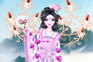 《中国古代仙女》游戏画面1
