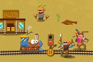 《运钞小火车2》游戏画面1
