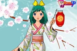 《日本可爱小妹》游戏画面1