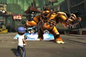 《小孩大战怪物军团》游戏画面1