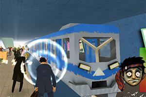 《上班族地铁大作战》游戏画面1