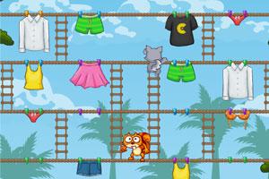 《小松鼠恶作剧无敌版》游戏画面1