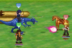 《英雄大作战v0.0.7》游戏画面1