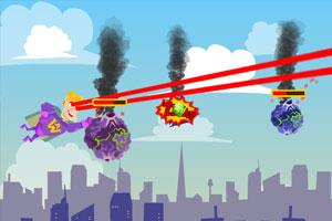 《王牌超人无敌版》游戏画面1