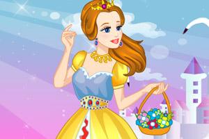 《金发公主》游戏画面1