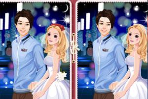 《情人节浪漫约会》游戏画面1