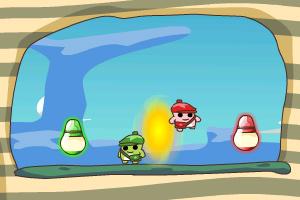 《奶嘴武士》游戏画面1