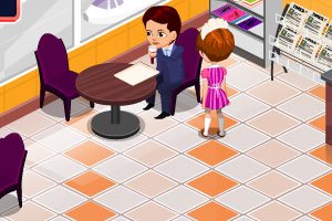 《机场便利餐厅》游戏画面1