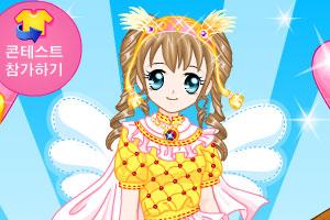 《天使魔法装》游戏画面1