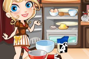 《女生节纸杯蛋糕》游戏画面1