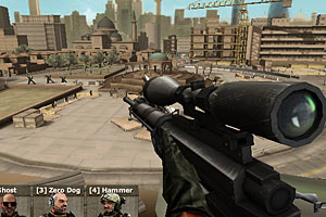 《狼牙特种狙击队》游戏画面1