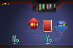 《扑克买大小》游戏画面1