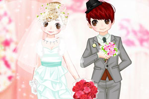 《梦想婚礼》游戏画面1