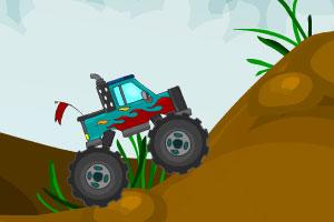 《疯狂的怪物卡车》游戏画面1