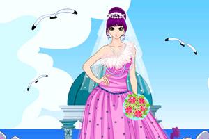 《海边结婚》游戏画面1