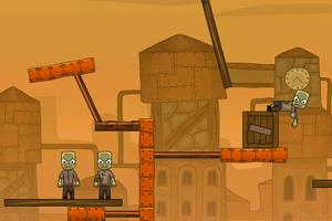 《致命铁球3》游戏画面1