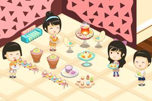 《梦幻冰淇淋小屋》游戏画面1