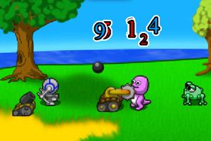 《机器人对战恐龙》游戏画面1