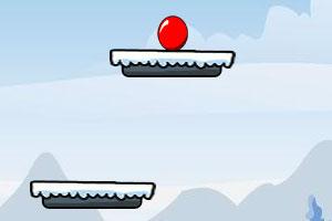 《冬季小球》游戏画面1
