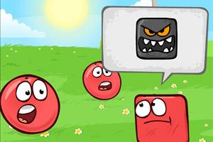 《小红球闯关4下集》截图2