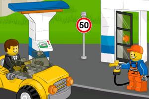 《乐高加油站》游戏画面1