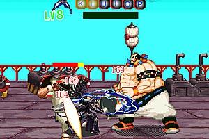 《王者格斗3王者无双无敌版》游戏画面1