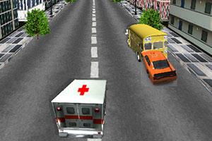 《驾驶救护车》游戏画面1