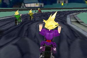 《生死时速赛》游戏画面1