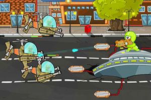 《地球灾难日》游戏画面1