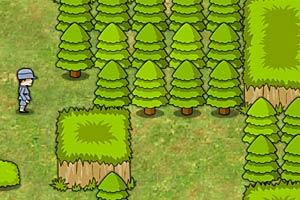 《泡泡地雷战无敌版》游戏画面1