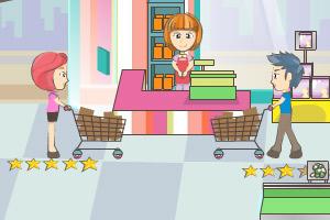 《哈娜开超市》游戏画面1
