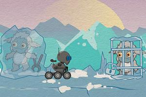 《机器人星球逃生3》游戏画面1