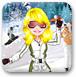 美女滑雪之旅